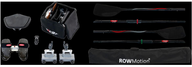 Bestandteile RowMotion®