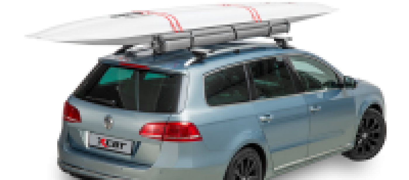 The world's first hard-hulled catamaran that can easily be transported on the roof of your car.