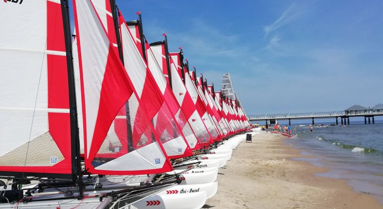 XCAT meet up 2019 in Heringsdorf/Baltic sea island Usedom