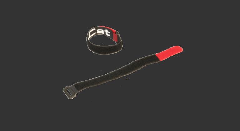 "Velcro strap 25 x 300 mm (1"" x 12"")"