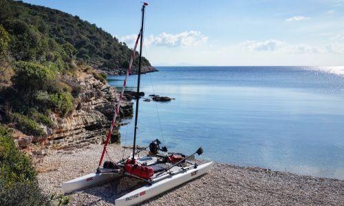 Mit dem XCAT in Odysseus' Heimat