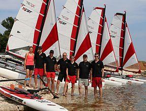 XCAT Team Row&Sail ROWonAIR RowVista