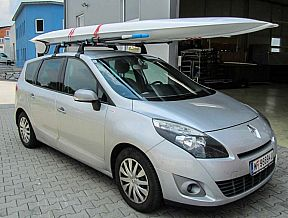 xcat sailboat boat catamaran portable car roof toppable