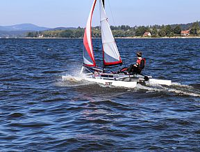 xcat katamaran aufblasbar schlauchkatamaran schlauchboot