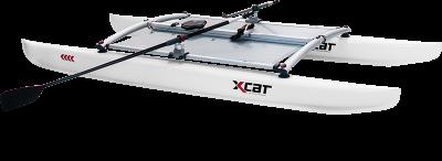 Rückwärtsrudern mit Rollsitz<br /> für den XCAT